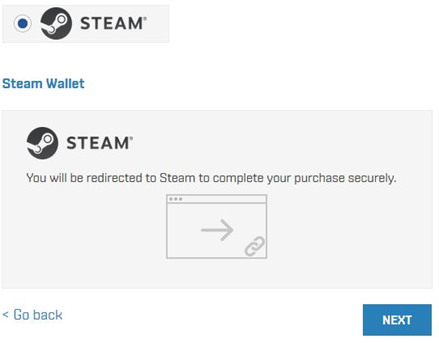 Steam Wallet – EVE Online
