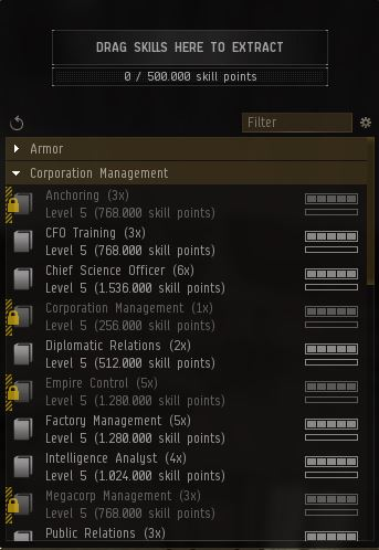 Skill Extractors and Skill Injectors – EVE Online