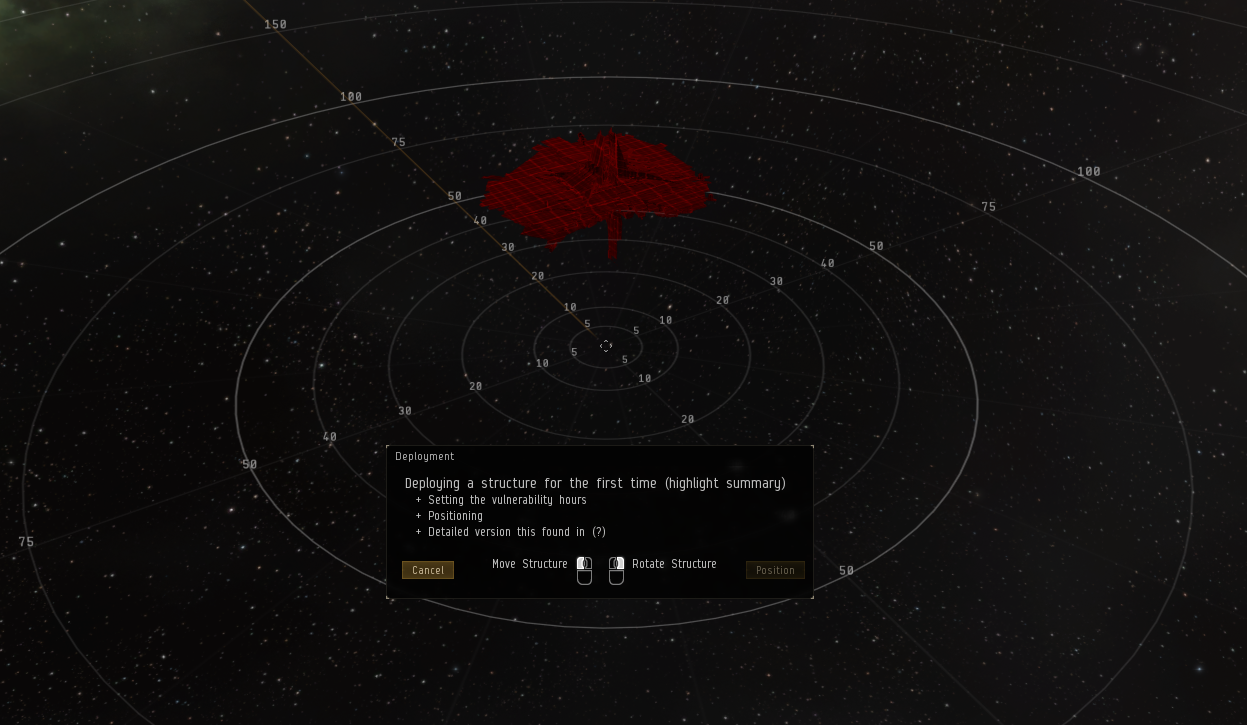 Upwell Structure Deployment and Unanchoring – EVE Online