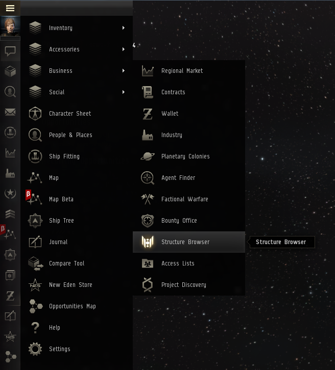 Structure Management – EVE Online
